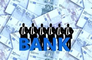 geld lenen bij de bank